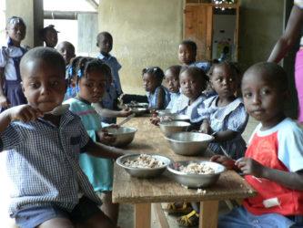 Centre de nutrition Haïti