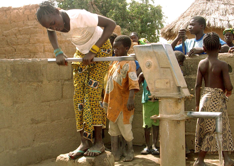 Accè à l'eau Sahel