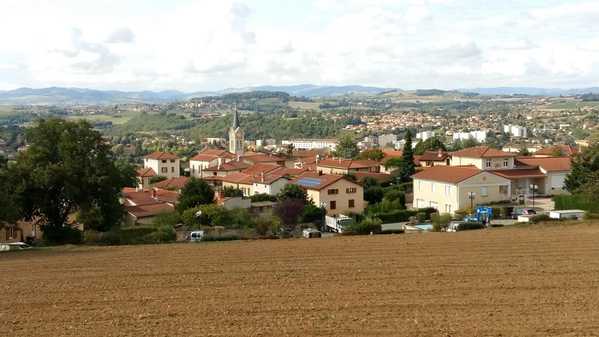 Village d'Eveux