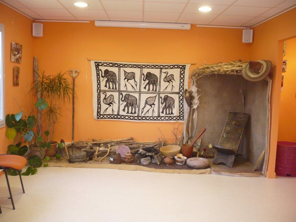 Salle d'exposition Espace Claude Charlat
